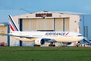 F-GZND Air France B777 is the third of the type to take on the updated...