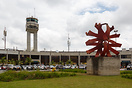 Medellin Rionegro Airport terminal and tower