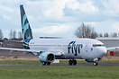Flyr B737-800 LN-FGB (flying as TC-CPJ) on a customer acceptance fligh...