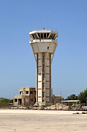 Abu Musa Airport ATC Tower