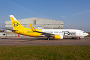 Third aircraft to join new Ukrainian charter airline is UR-UBC, caught...