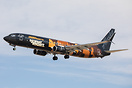 New Our Commitment livery for Alaska Airlines. According to the airl...