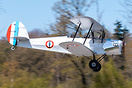 The Stampe SV4-RS is a light sports replica of the legendary Stampe-Ve...