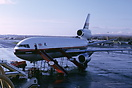 First DC-10 for Laker Airways. This photo was taken a few days after b...