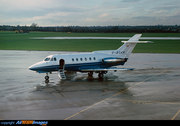 Hawker Siddeley HS.125