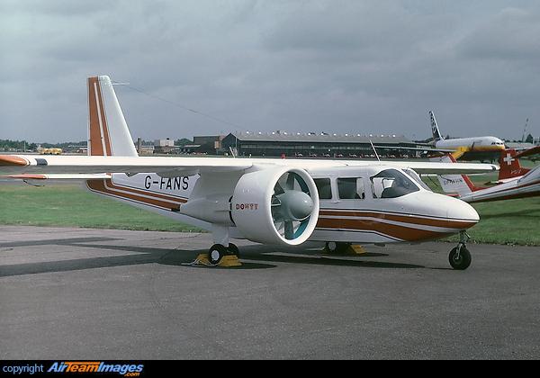 Britten Norman Islander Turboprop For Sale