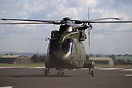 Rare picture of this EH-101 which was the first pre-series aircraft (P...