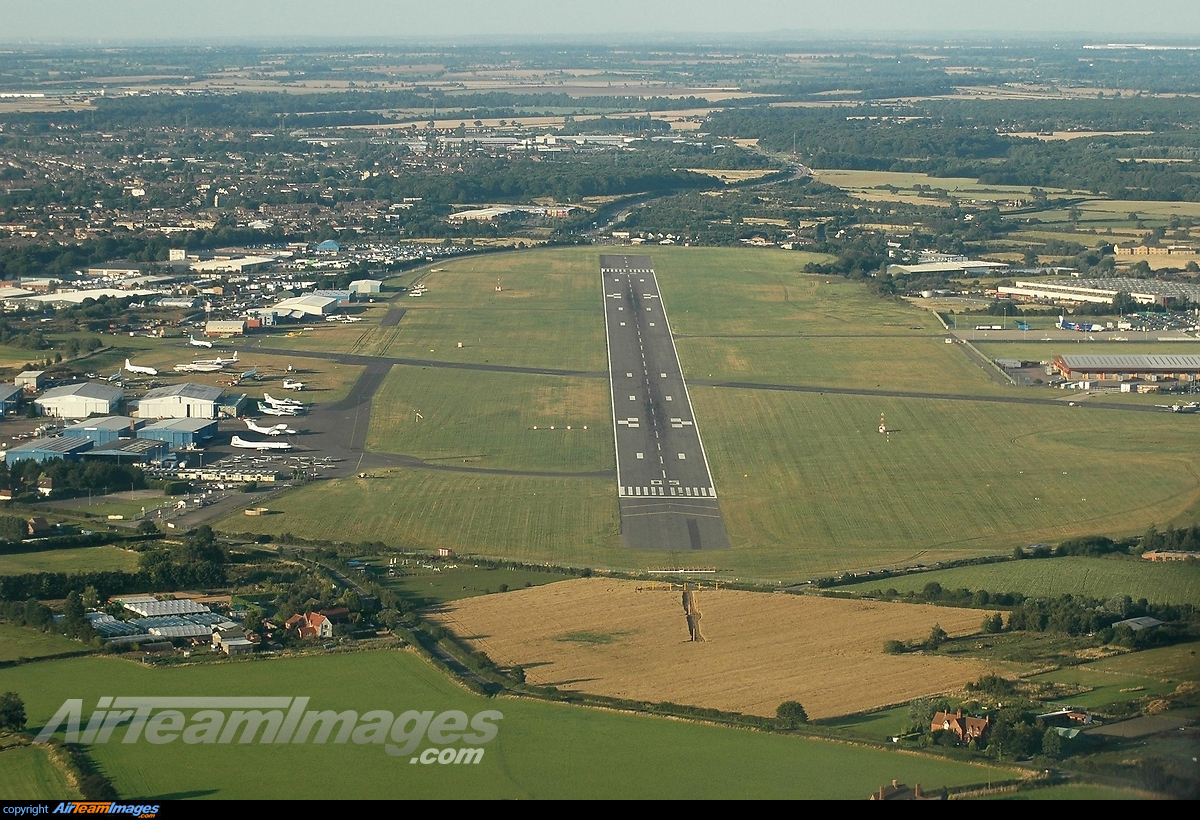 Coventry Airport - Large Preview - AirTeamImages.com
