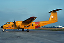 final CC-115 scheme was the all over SAR yellow - 424 squadron