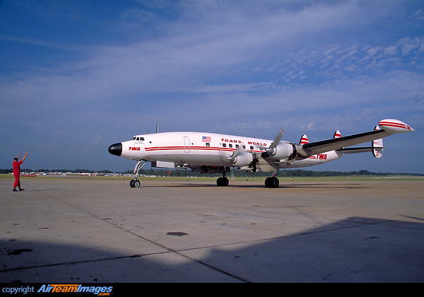 L-1049H/01 Super Constellation