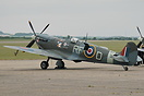 BBMF 50th anniversary show - Mk Vb now in new markings of 303 [Polish]...
