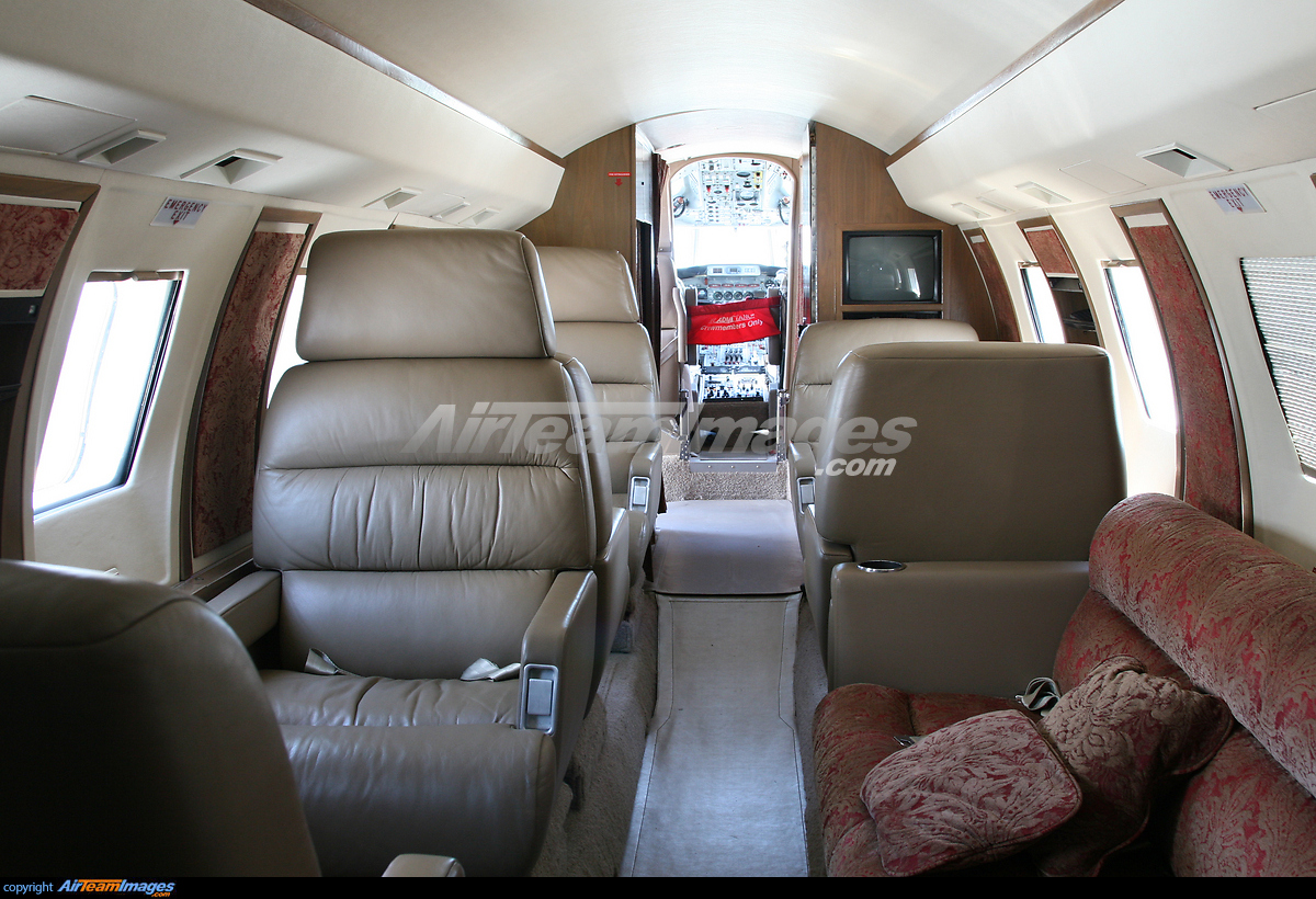 Lockheed Jetstar - Large Preview - AirTeamImages.com