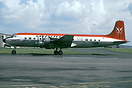 Still in Greenlandair livery, it was sold along with G-SIXA and never ...