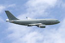 The first of the newly delivered A 310 MRTT Tanker Transport aircraft ...