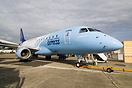 new regional airline formed by Egypt Air operating with Embraer 170 ai...