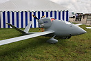 BAE Systems Herti UAV at the cancelled Waddington Airshow