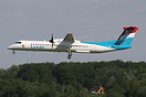 New type and new livery for Luxair.