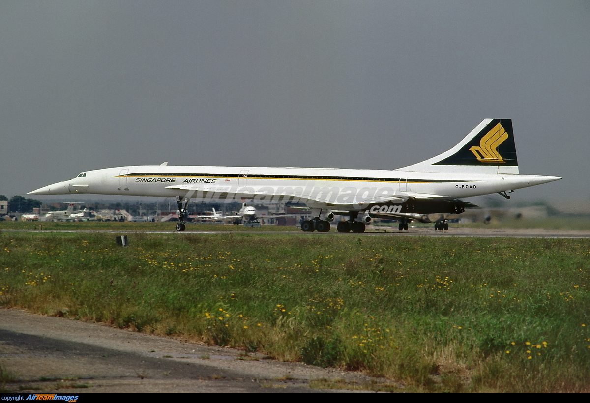 Aerospatiale-BAC Concorde 102 - Large Preview ...