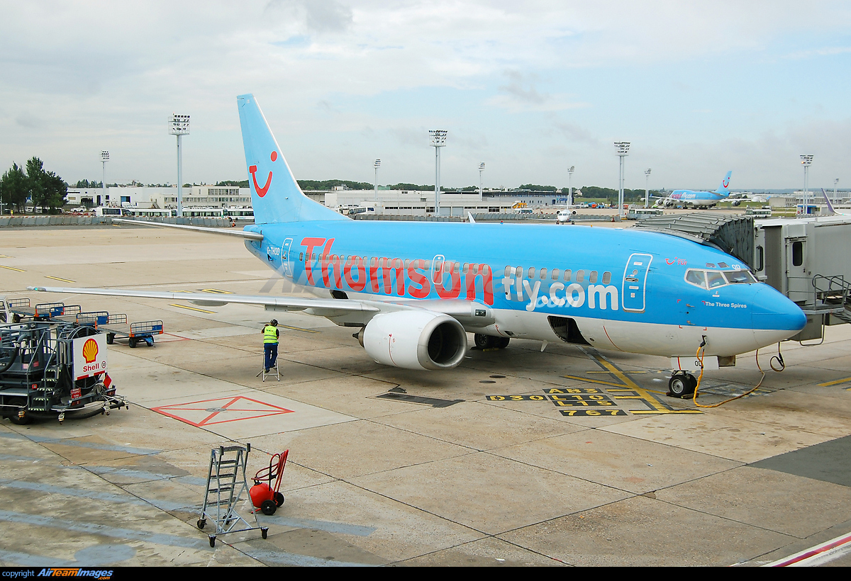 Boeing 737 500 Large Preview Airteamimages Com