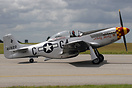 NNorth American P-51D Mustang