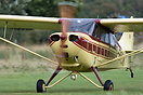 Aeronca club Fly-in at Croft Farm, Defford
