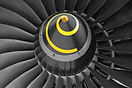 Rolls Royce Trent 772B-60 turbofan engine