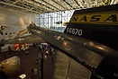 The X-15 became the first winged aircraft to attain hypersonic velocit...