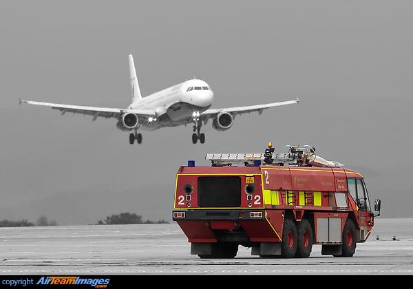 Manchester Airport Fire Service 'Fire 2'