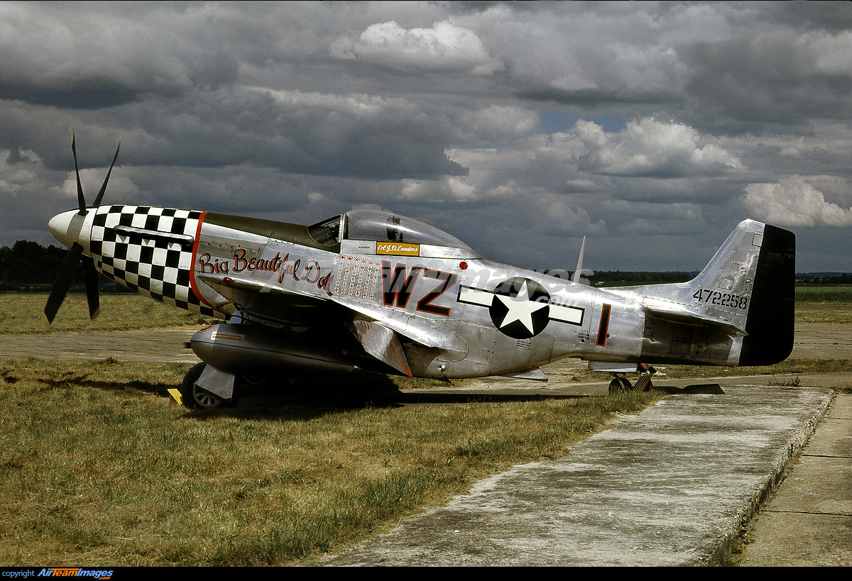 North American P 51 Mustang Large Preview