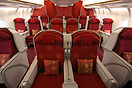 Hainan's business class on the new A330.