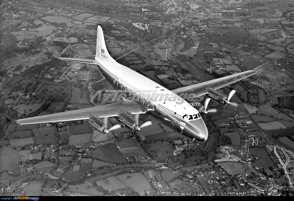 Vickers 700 Viscount - Large Preview