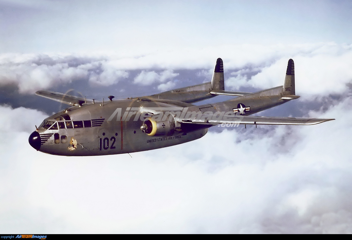 Fairchild C-119 Flying Boxcar (9102)