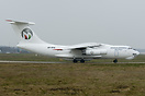 first IL-76 for Maximus Air Cargo