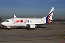 First Boeing 737 for Swiftair