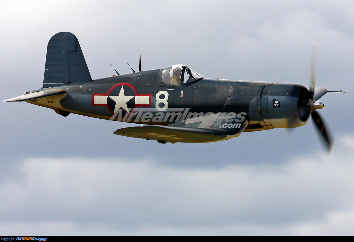 Goodyear FG-1D Corsair - Large Preview - AirTeamImages.com Goodyear