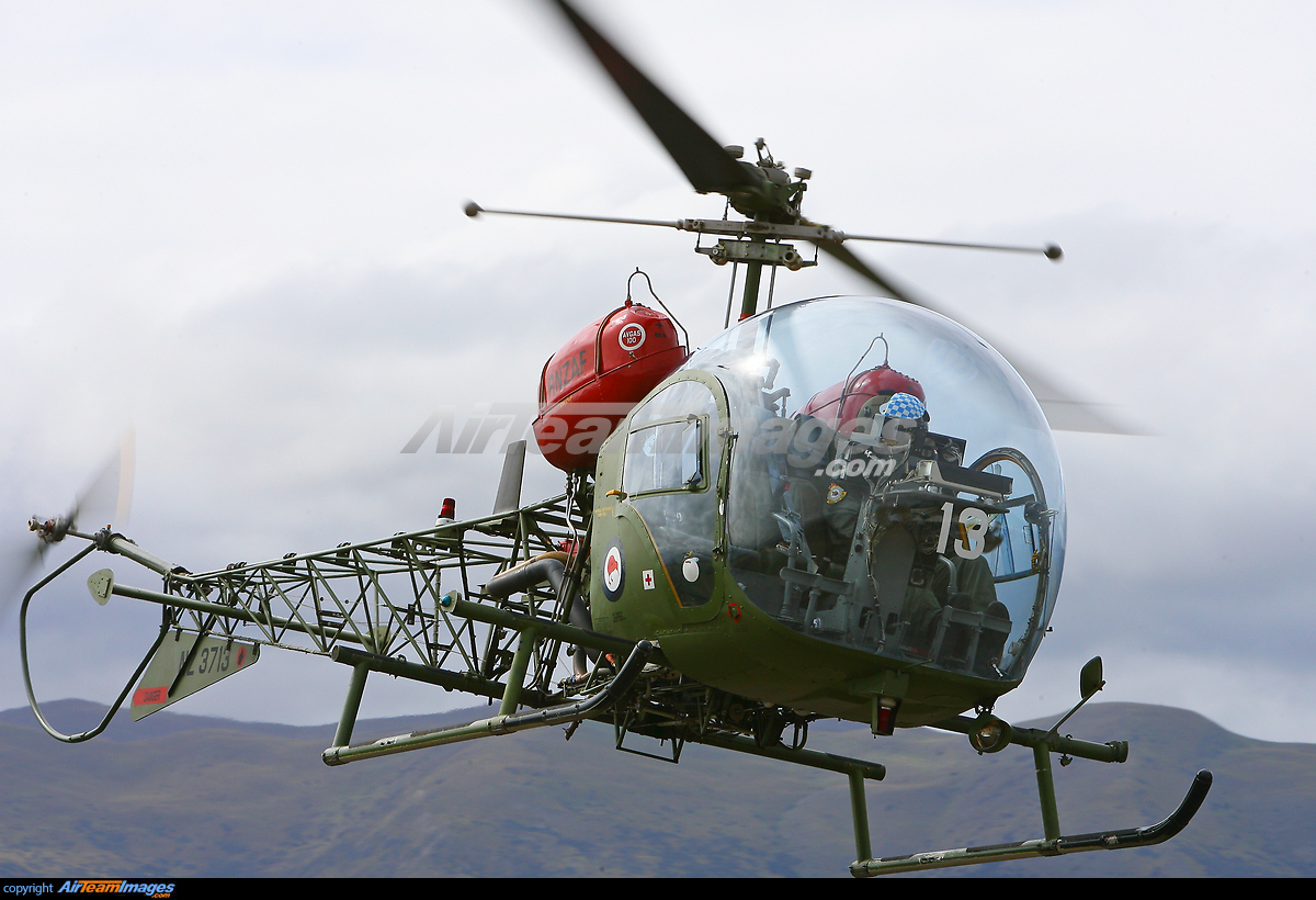 Bell 47 Sioux Large Preview Airteamimages Com