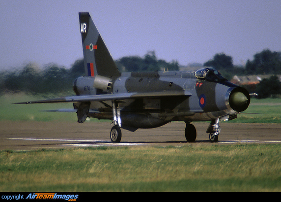 English Electric Lightning F3