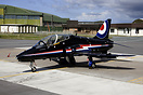 Newly Painted 208 Sqn/4FTS 2008 Display Hawk