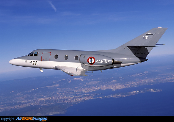 dassault falcon 10mer 101 aircraft pictures photos. Black Bedroom Furniture Sets. Home Design Ideas