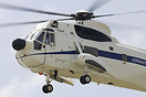This is the Pope's Helicopter seen Here at the Giornata Azzurra 2008