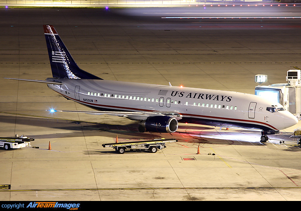 US Airways 737-400