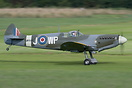 80% scale kit built replica Spitfire manufactured by Supermarine Aircr...