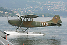 This Cessna L19 Bird Dog aircraft was built in 1953 and served in the ...