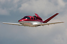 The new Cirrus Vision SF50 VLJ