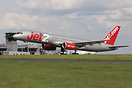 Now painted with 'New York' - Jet2 are doing a number of flights to Ne...