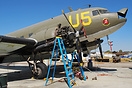 ex. Israeli DC3 being restored to flyable condition