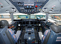 Flightdeck of the majestic MD-11.