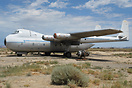 Coventry built aircraft gently fading away in the desert. Ex. RAF airc...