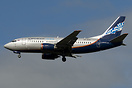 On September 14th a Aeroflot Nord Boeing 737-500 crashed on approach t...