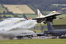Seen here at Leuchars Airshow 2008 for the very last time in this colo...